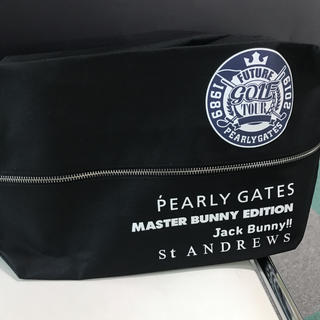 PEARLY GATES - パーリーゲイツ 30周年記念 フューチャーツアーモデル 限定シューズケース