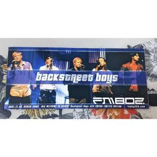 非売品ステッカー バックストリートボーイズ backstreet boys(ミュージシャン)
