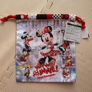 Disney - ベリーベリーミニー★巾着 ディズニー