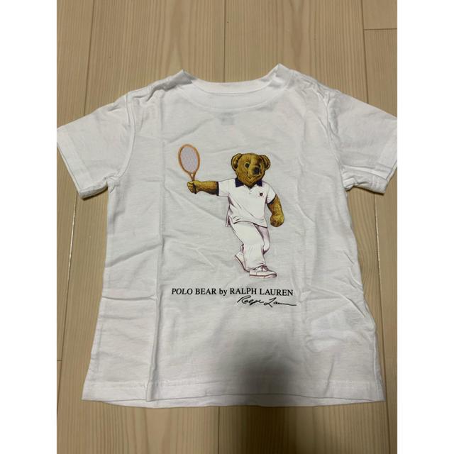 POLO RALPH LAUREN(ポロラルフローレン)のラルフローレン Tシャツ ポロベア キッズ/ベビー/マタニティのキッズ服男の子用(90cm~)(Tシャツ/カットソー)の商品写真