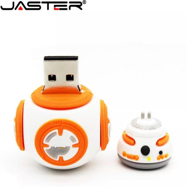 USB スターウォーズ BB8☆   32GB スマホ/家電/カメラのPC/タブレット(PC周辺機器)の商品写真
