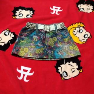 ヒステリックミニ(HYSTERIC MINI)のヒスミニ♥ライクアスカート90(スカート)