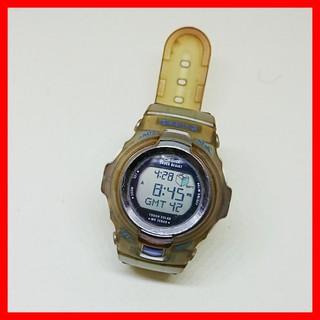 ベビージー(Baby-G)のカシオ電波ソーラー BABY-G BGR-302pp タフネスソーラ太陽電池 (腕時計)