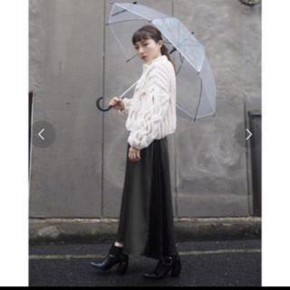 MURUA - MURUA サイドプリーツロングスカート