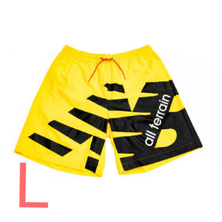 ニューバランス(New Balance)のthe apartment new balance ショーツ shorts L(ショートパンツ)