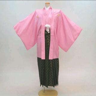成人式羽織袴【着物と羽織のみ】(その他)