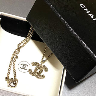 CHANEL - 【CHANEL】ココマーク チェーン ネックレス *美品*