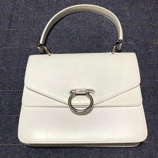 celine(セリーヌ)のセリーヌ/CELINE/レザーハンドバッグ/ヴィンテージ レディースのバッグ(ハンドバッグ)の商品写真