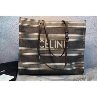 celine - 美品新作CELINEホリゾンタル トートバッグ