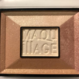 マキアージュ(MAQuillAGE)の資生堂マキアージュ フェイスカラーパウダー(多機能フェイスカラーパウダー)(フェイスパウダー)
