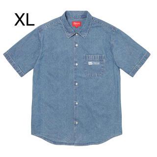 シュプリーム(Supreme)のSupreme Invert Denim S/S Shirt XL(Gジャン/デニムジャケット)