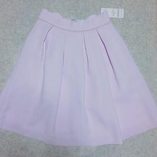 ロディスポット(LODISPOTTO)のロディスポット♡ピンクスカラップスカート(ひざ丈スカート)