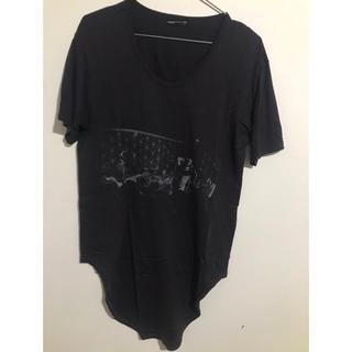 ラッドミュージシャン(LAD MUSICIAN)のラッドミュージシャン 変形Tシャツ(Sサイズ)(Tシャツ/カットソー(半袖/袖なし))