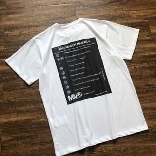 エムエムシックス(MM6)のMM6メゾンマルジェラ Tシャツ(Tシャツ(半袖/袖なし))
