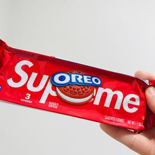 シュプリーム(Supreme)のsupreme オレオ(菓子/デザート)