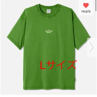 ジーユー(GU)のGU studioseven 超大型店限定 Tシャツ Lサイズ(Tシャツ(半袖/袖なし))