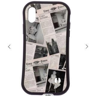 エイミーイストワール(eimy istoire)のeimy istoire マリリン・モンロー iPhoneX/XS(iPhoneケース)