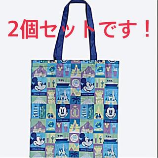 Disney - ディズニー トートバッグ 2個セット