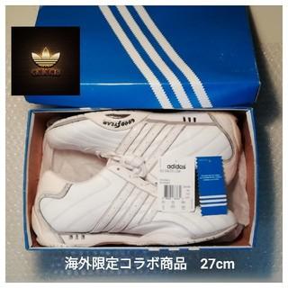 アディダス(adidas)の【レア海外限定コラボ】27cm  アディダス×グッドイヤー スニーカー(スニーカー)