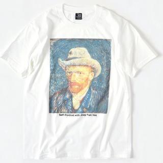 シップス(SHIPS)のSHIPS VAN GOGH MUSEUM Tシャツ(Tシャツ(半袖/袖なし))