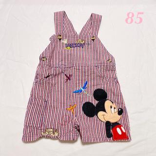 Disney - キッズ古着 キッズvintage ミッキーマウス ロンパース ディズニー
