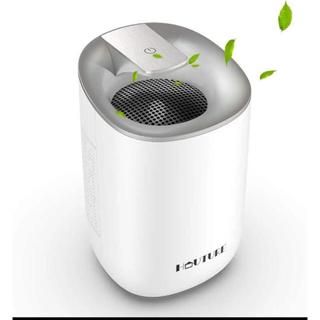 除湿器 600ml容量 衣類乾燥除湿機 自動除湿&自動停止機能(加湿器/除湿機)