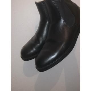 ドクターマーチン(Dr.Martens)の【KLEMAN】希少 美品 サイドゴアブーツ(ブーツ)