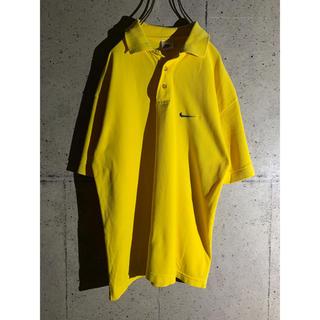 ナイキ(NIKE)の90's ヴィンテージ 銀タグ NIKE ナイキ ポロシャツ(ポロシャツ)