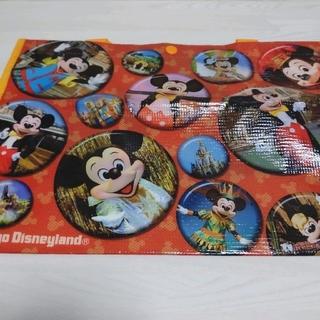 ディズニー(Disney)の新品・未使用♡ディズニーリゾート♡会員限定♡ミッキーショッピングバッグ(キャラクターグッズ)