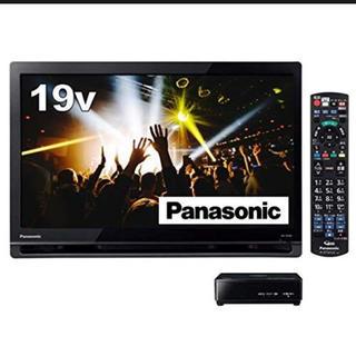 Panasonic - Panasonic VIERA ビエラ 地上デジタル UN-19F8-K