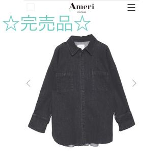 Ameri VINTAGE - Ameri VINTAGE アメリヴィンテージ  デニムシャツ