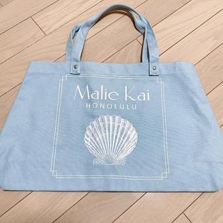マリエオーガニクス(Malie Organics)のMalie Kai エコバック(トートバッグ)