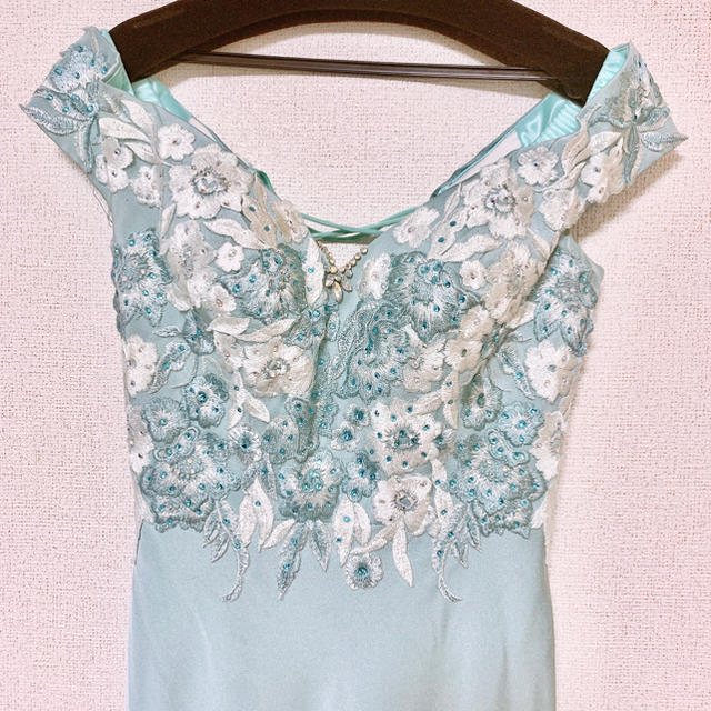ROBE(ローブ)のジャンマクレーン★ロングドレス レディースのフォーマル/ドレス(ナイトドレス)の商品写真