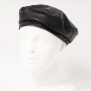 スライ(SLY)のベレー帽 キャスケット ハンチング(ハンチング/ベレー帽)