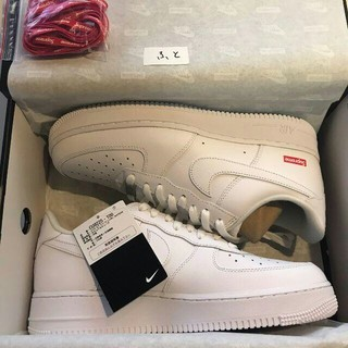Supreme - 27.5cm 白 Supreme Nike Air Force 1 Low