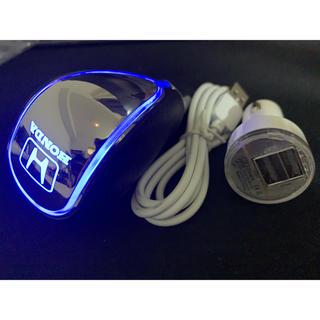 ホンダ - 未使用 ホンダ LED シフトノブ