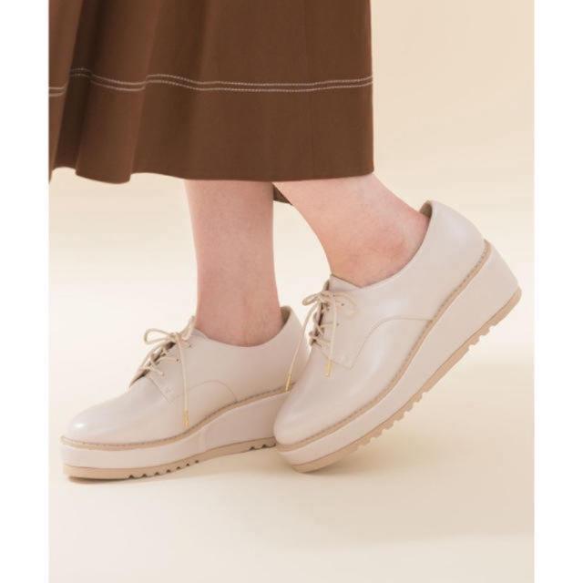 WILLSELECTION(ウィルセレクション)の【一度のみ着用】WILLSELECTION オックスフォードシューズ レディースの靴/シューズ(ローファー/革靴)の商品写真