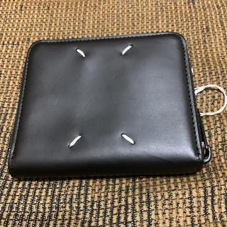 マルタンマルジェラ(Maison Martin Margiela)の新品タグ付き定価64900円『MAISON MARGIELA 11』二つ折り財布(折り財布)