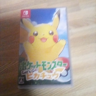 Nintendo Switch - ポケットモンスターレッツゴーピカチュウ 匿名配送 送料無料 ニンテンドースイッチ