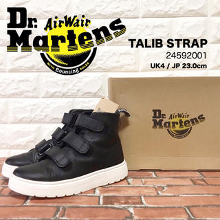 ドクターマーチン(Dr.Martens)の★Dr.Martens★ドクターマーチン*TALIB STRAP UK4(ブーツ)