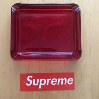シュプリーム(Supreme)のSupreme  Debossed Glass Ashtray 灰皿(灰皿)