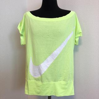 ナイキ(NIKE)のNIKE ナイキ レディース Tシャツ(Tシャツ(半袖/袖なし))