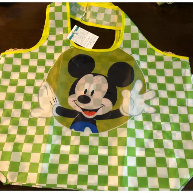 ミッキーマウス(ミッキーマウス)のミッキーマウスエコバッグ新品 レディースのバッグ(エコバッグ)の商品写真