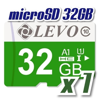 microSD カード 32GB 1枚 CLASS 10 UHS-I LVGN(その他)