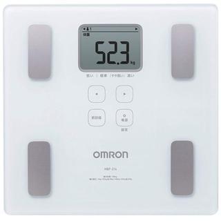【最終★在庫】オムロン体重計(体重計)