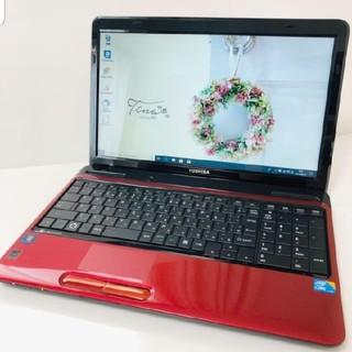 東芝 - 東芝 dynabook EX/48MRDYD ノートパソコン 4GB