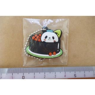 ラクテン(Rakuten)のくら寿司×お買い物パンダラバーアクセサリー(キャラクターグッズ)