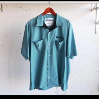 """DAIRIKU """"D-8"""" Seat Bowling Shirt 求(シャツ)"""