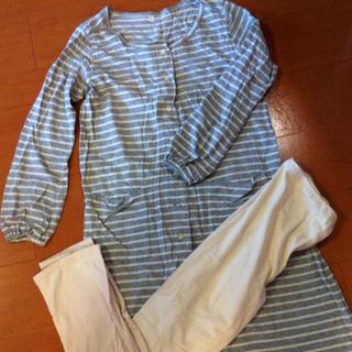 MUJI (無印良品) - 無印♡マタニティパジャマの通販 by waka's shop|ムジルシリョウヒンならラクマ