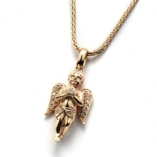 アヴァランチ(AVALANCHE)のアヴァランチ ダイヤモンド 10Kゴールド ペンダントヘッド アバランチ k10(ネックレス)